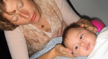 Chiropractic care for newborns