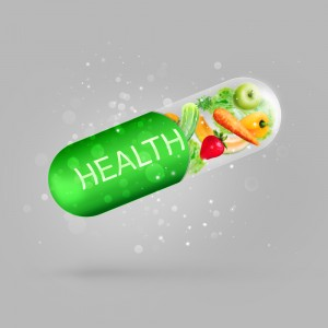 Nutrition vitamins and supplements