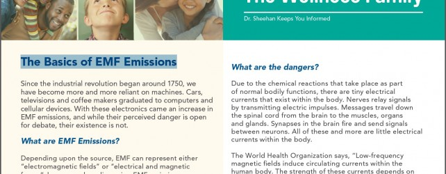 The Basics of EMF Emissions